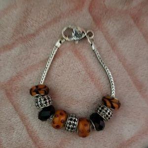 Jewelry - Jungle Woman Charm Bracelet